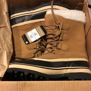 Sorel Fur Lined Winter Boots